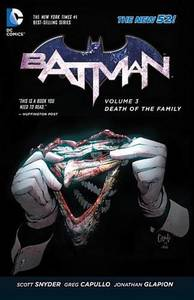 Batman Tp Death Of The Family