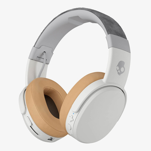 Skullcandy Crusher Grey/Tan/Grey Wireless On-Ear Headphones