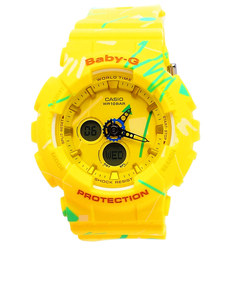 Casio BA-120SC-9ADR Baby-G Watch