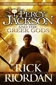 Percy Jackson & The Greek Gods