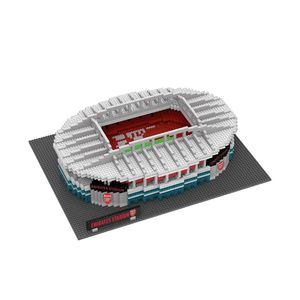 BRXLZ Arsenal FC Emirates Stadium Puzzle