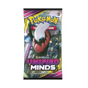 Pokemon TCG: Sun & Moon Unified Minds Booster