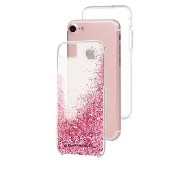 Case Mate Waterfall Rose Gold IPhone 8 7