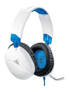 Turtle Beach Ear Force Recon 70 White/Blue Gaming Headset for PS4