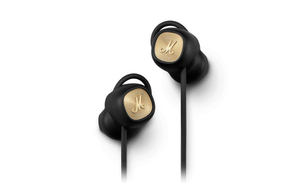 Marshall Minor II Black Bluetooth In-Ear Earphones