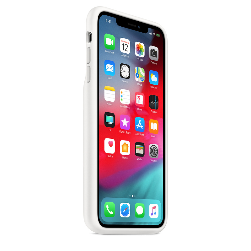 Apple Smart Battery Case White for iPhone XS Max
