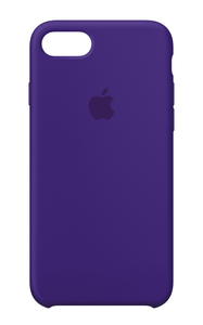 Apple Silicone Case Ultra Violet for iPhone 8/7