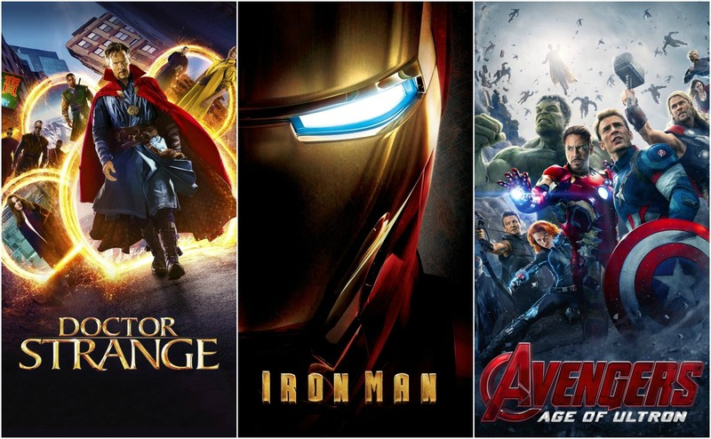 marvel film bundle