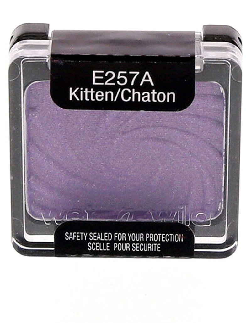 Wet N Wild Eyeshadow Single Kitten
