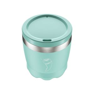 Chilly's Bottles Pastel Green Coffee Cup 230ml