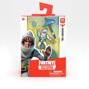 Fortnite Battle Royale Collection S2 Solo Figure Pack Chomp Sr.