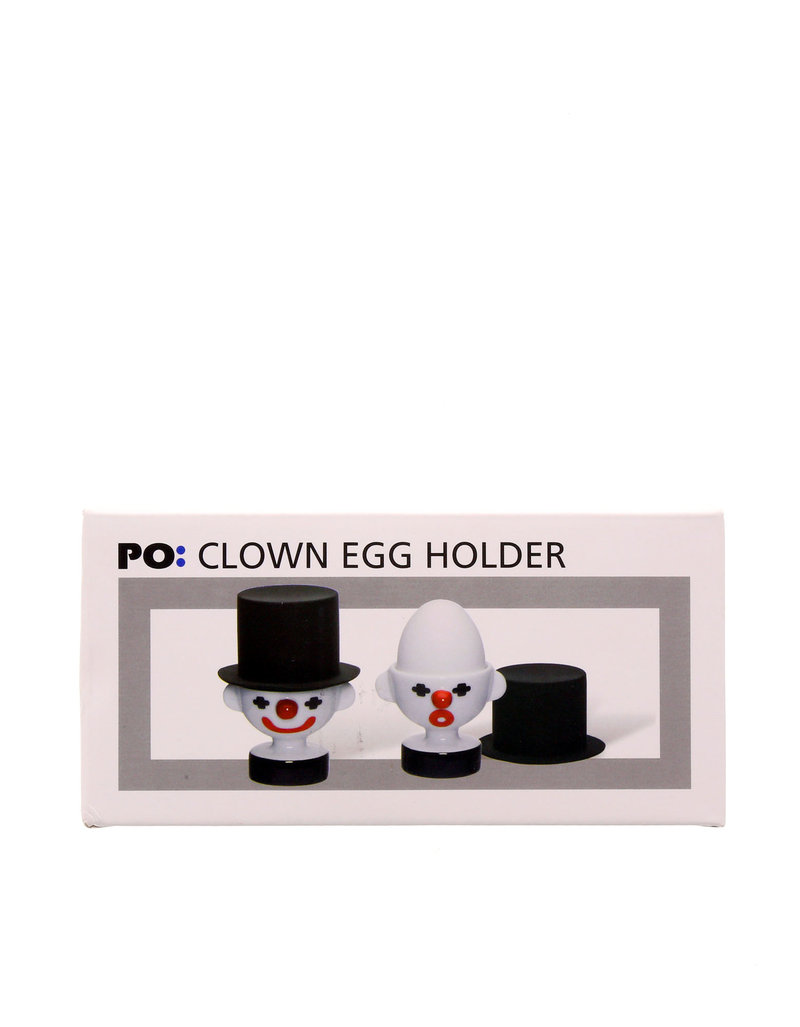 Po Selected Clown Egg Holder