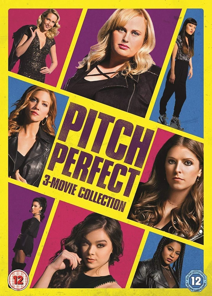 Pitch Perfect: 3 Movie Collection [3 Disc Set]
