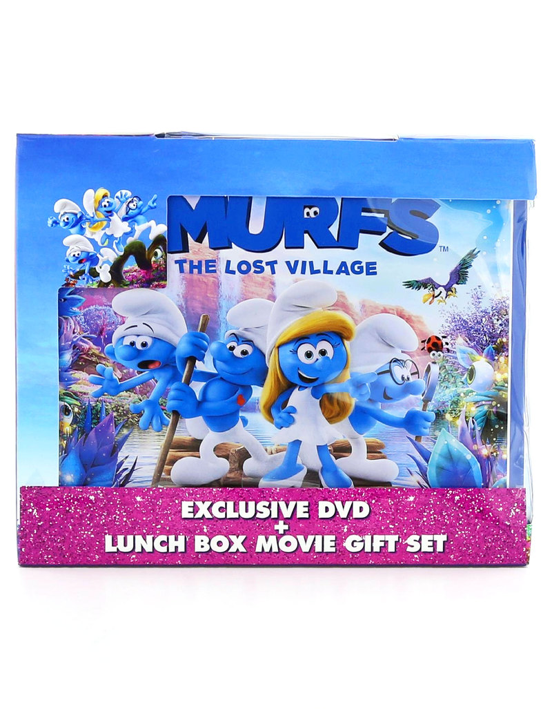 smurfs 3 movie collection lunch box edition kids family film tv virgin megastore. Black Bedroom Furniture Sets. Home Design Ideas