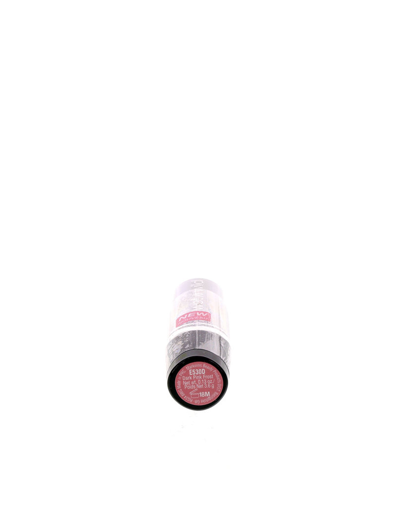 Wet N Wild Silk Finish Lipstick Dark Pink Frost