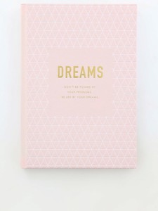 Kikki.K Dreams Journal Inspiration