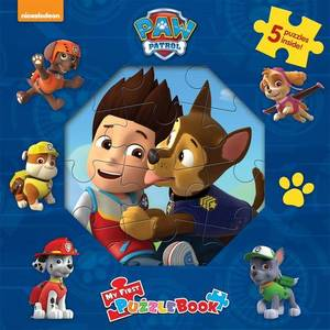 PAW Patrol: My First Puzzle Book