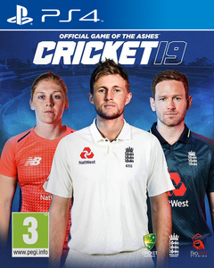 Cricket 19: The Official Game Of The Ashes [Pre-owned]