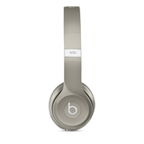 Beats Solo 2 Luxe Edition Silver On-Ear Headphones