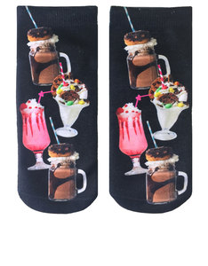 Living Royal Milkshakes Ankle Socks