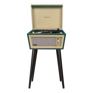 Crosley Dansette Bermuda Deluxe Turntable Green/Cream