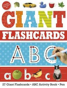 Giant Flashcards Abc Learning Range