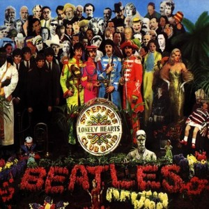 SGT PEPPER'S LONELY HEARTS RM