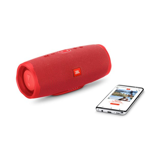 JBL Charge 4 Red Speaker