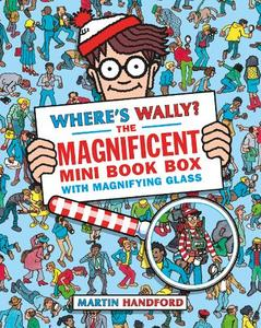 Wally Mini Mag Glass Box