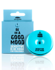 Good Mood Sensitive Blue Moon Car Fragrance 0.52 Oz.