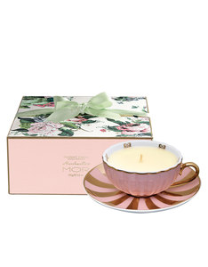 MOR Marshmallow Fragrant Tea Cup Candle