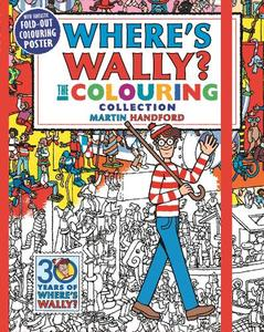 Where's Wally? The Colouring Collection