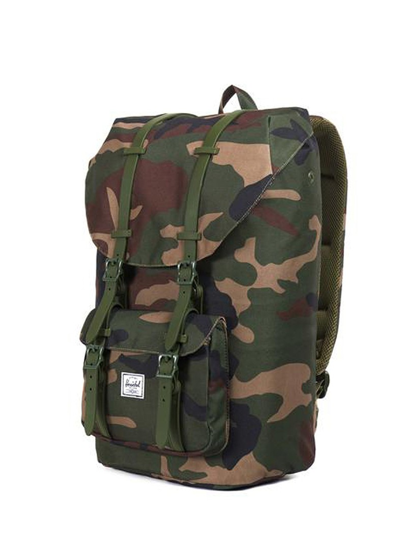 Herschel Little America Woodland Camo Backpack