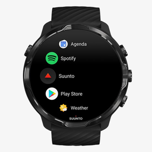 Suunto 7 Black/Lime Smart Watch