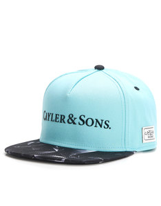 Cayler & Sons White Label Bk Rocks Mint/Black Cap
