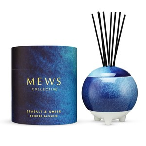 Mews Collective Seasalt & Amber Diffuser 350ml