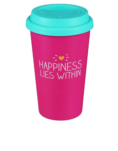 Happy Jackson Travel Mug Happiness
