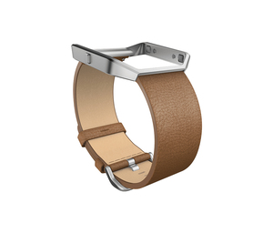 Fitbit Blaze Leather Band Camel Small