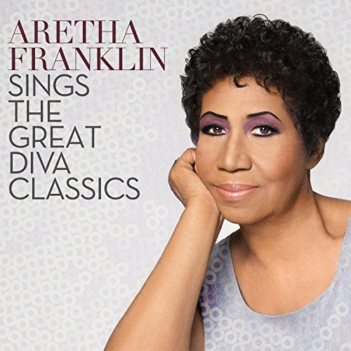 ARETHA FRANKLIN SINGS THE GREAT DIVA (HOL)
