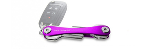 Keysmart Extended Purple Key Organizer