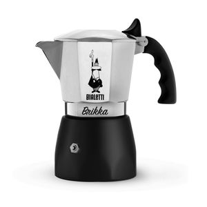 Bialetti Brikka Frothy Espresso Maker 2 Cups