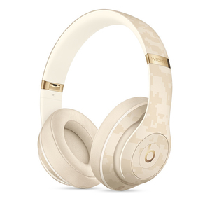 Beats Studio3 Camo Collection Sand Dune Wireless Headphones