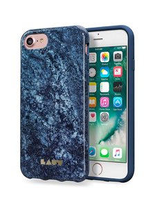 Laut Huex Elements TPU Case Marble Blue For iPhone 7