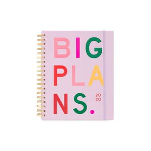 Ban.do Big Plans 12-Month Large Planner