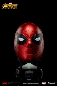 Camino Iron Spider-Man Mask Mini Bluetooth Speaker [V2.0]