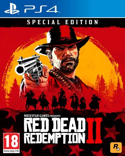 Red Dead: Redemption II