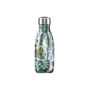 Chilly's Bottle Tropical Elephant Water Bottle 260 ml