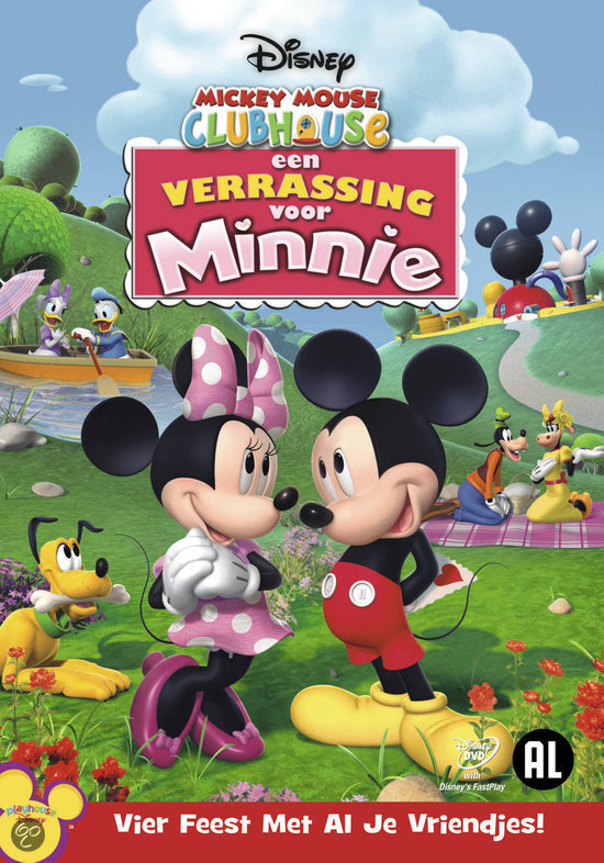 Mickey Mouse Clubhouse: Een Verrassing Voor Minnie