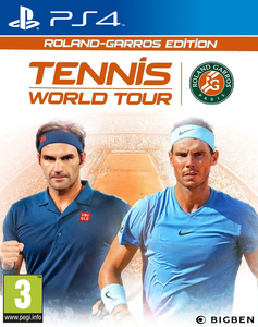 Tennis World Tour: Roland-Garros Edition [Pre-owned]