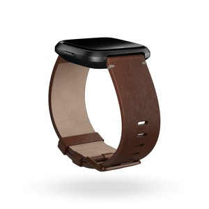 Fitbit Leather Band Cognac Small for Versa